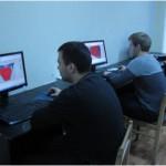 Комп'ютерний клас кафедри МАХНВ