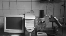 Лабораторна установка інфрачервоного сушіння
