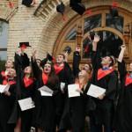 Вручення дипломів магістрів 2017 року випуску