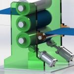 Інжиніринг, комп'ютерне моделювання та проектування обладнання целюлозно-паперового виробництва
